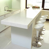 High quality white small bar counter designs for kitchen design