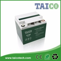 Battery Charger 12V 40Ah Lead Acid Batteries