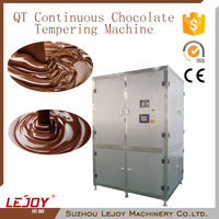 Automatic Machine To Making Chocolate Tempering Chocolate