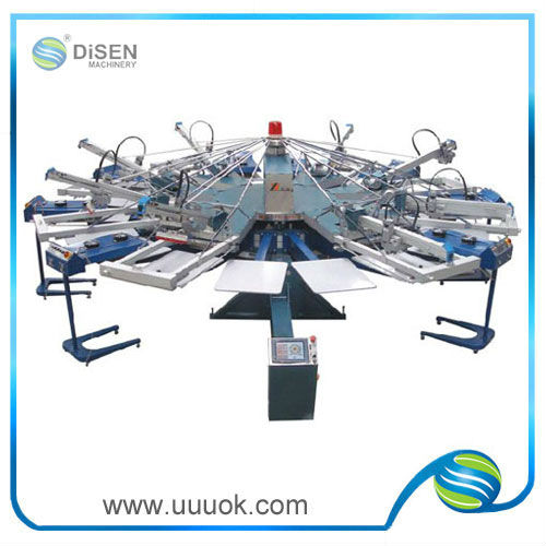 Export germany screen printing machine for sale