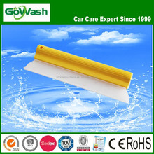 yellow water blade.window squeegee with silicon blade,car accessories