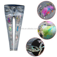 Fashionable best selling nice women's jeans