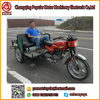 YANSUMI Three Wheel Motorcycle Taxi,Adult Tricycle,Rickshaw Passenger Tricycle