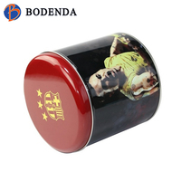 Bodenda best selling round box Canister