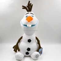 Frozen Olaf Snow man Plush Toy Soft Olaf SnowMan Doll
