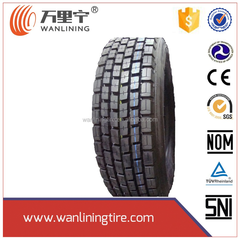 China Double Coin Quality Bus Truck tyre TBR tire Pneus 11R22.5