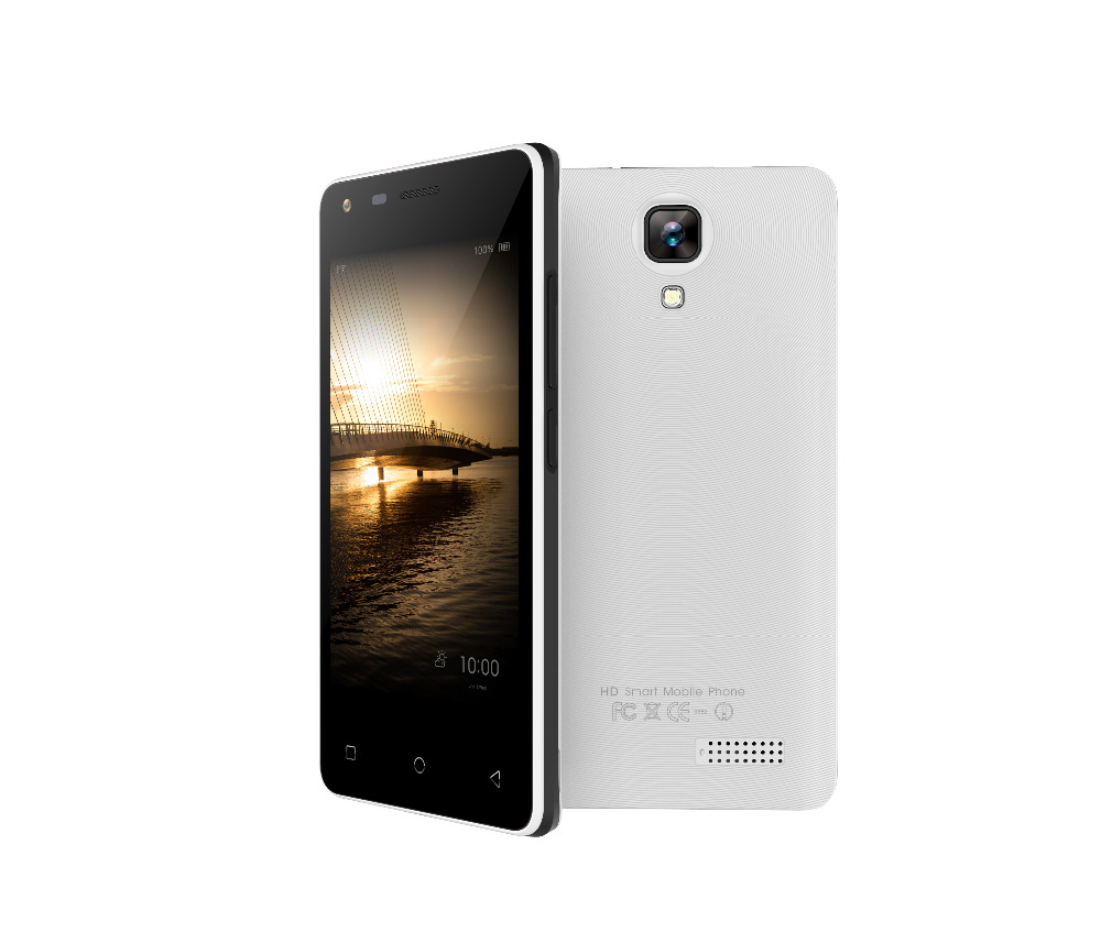 adaptable high quality resonable price 4.0inch 3G/4G unlocked android smart phone