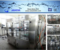High Speed Plastic Bottle Automatic carbonated beverage filling Machine/line/system