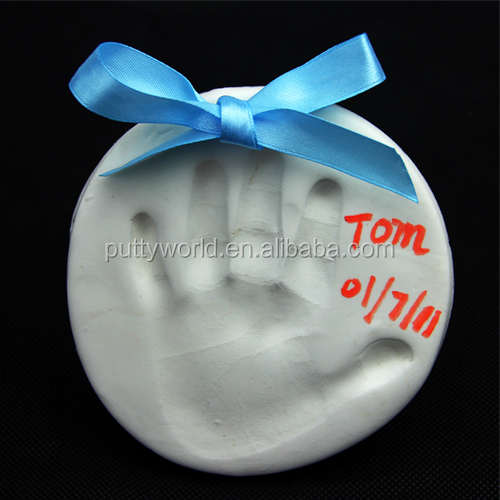 Most popular unisex baby soft imprint air dry clay