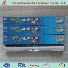 environment friendly rolled extra-wide aluminium foil for food packaging