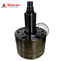 China new innovative product high precision injection mold hot runner point gate nozzle system