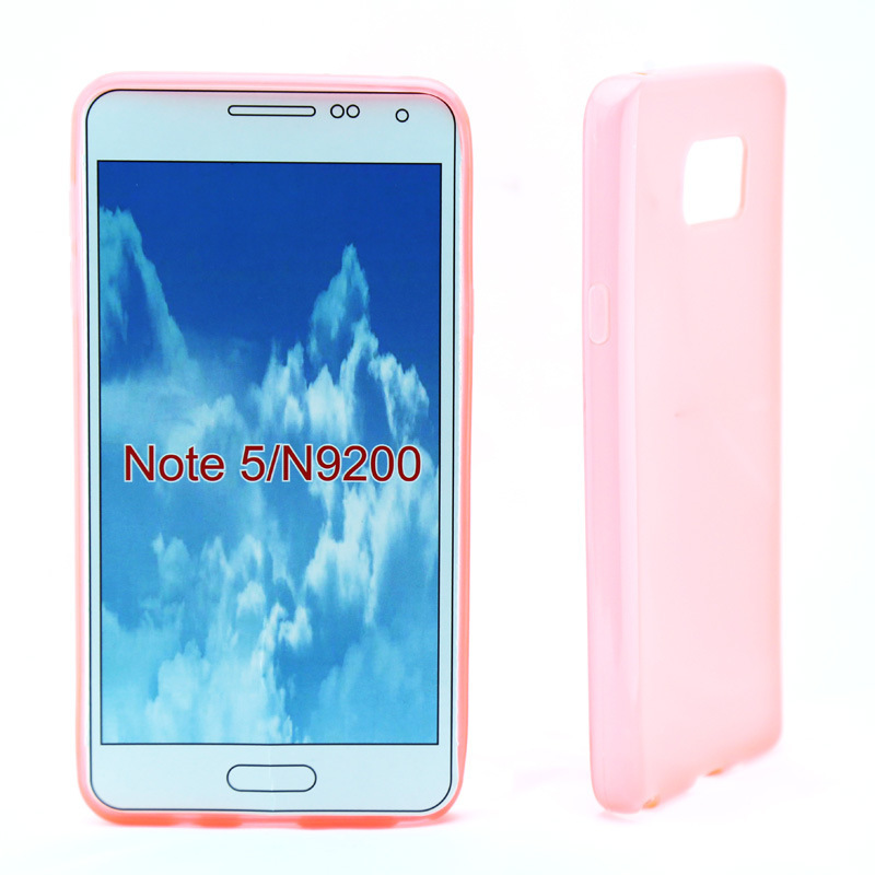 High Quality Cellphone Case For Samsung Galaxy Note 5 Protector Case / Import Material For Samsung Note 5 Rubber Case Cover