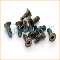 Alibaba selling high quality oxidation aluminum screwssocket head cap screws