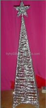 15012014 2015 elegant handmade resin christmas tree decoration