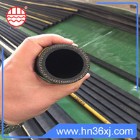 Factory cheap price high temperature flexible rubber hose for industory