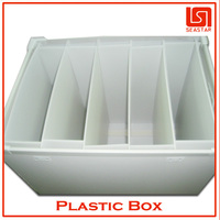 China Hot sale polypropylene pp corflute packing box manufacturer