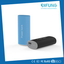 New arrival 5200mah portable pebble mobile power bank With Stable Function