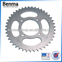 long service life motorcycle sprocket 428 14t,high quality small motorcycle chain sprocket,hot sell and custom for you