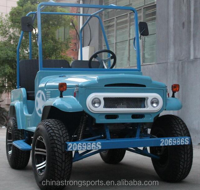 China engine GY6 150cc -250CC jeep toyota bj40 available Automatic or Manual gears