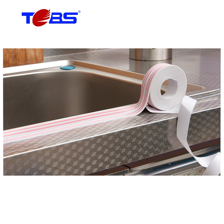 Kitchen bath sinks sealing foam tape