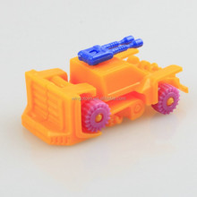 Assembly interesting diy transform chariot car toy egg surprise