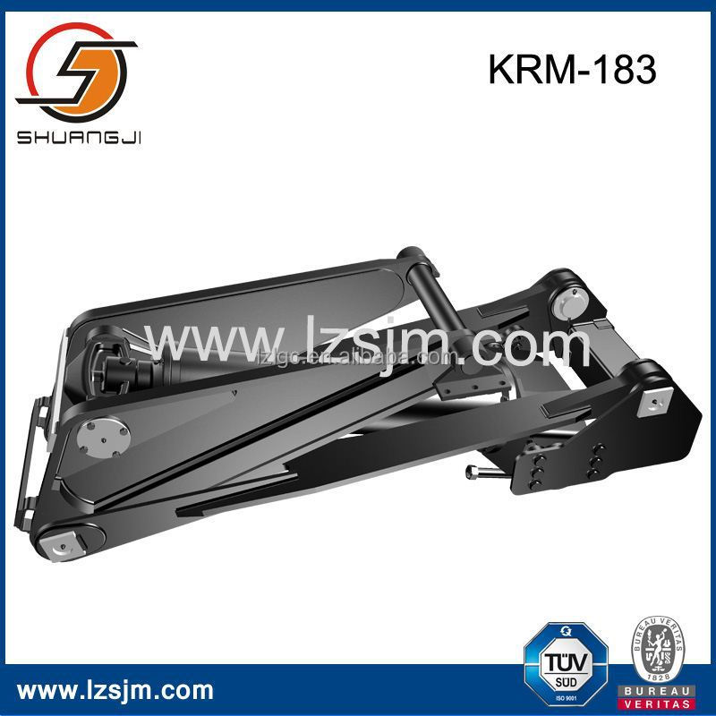 15 ton -20 ton KRM183 engine hoist hydraulic cylinder used for dump truck