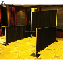 Wholesale Portable Free Standing Curtain Frame Voile Ceiling Snap Drape