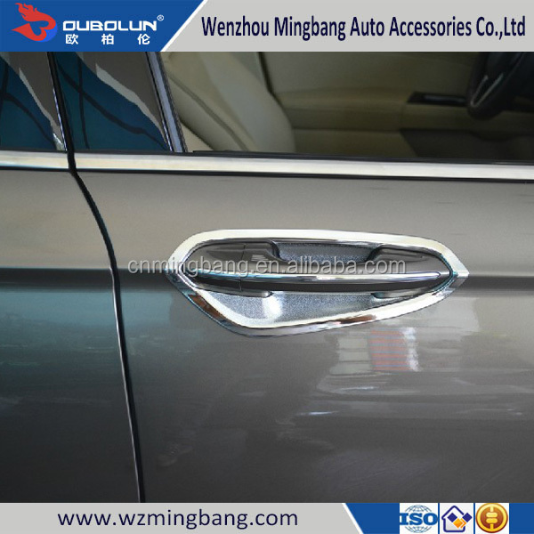 Exterior Accessories High quality for 2013 FORD Mondeo CHIA-X ABS chrome Car door handle bowl cover