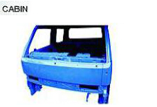 FOR ISUZU NHR98/NKR/JMC Auto Car cabin