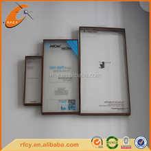 different size cell phone case packaging boxes, iphone unlock box,phone paper packing suitable for iphone/ipad/ipod/sumsung,