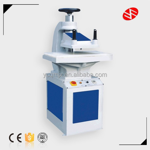 8T swing arm cutting machine for making glove