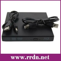 Slim USB External Blu-ray Optical Drive Rewriter/Burner/Recorder Bluray burner BDR-TD01