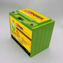 Deep cycle 24V 24 volt 100Ah 1000Ah 400Ah lithium battery pack for solar energy/ off-grid power