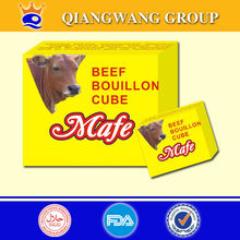 Qiangwang Group halal roasted beef broth cube beef flavor seasoning cube