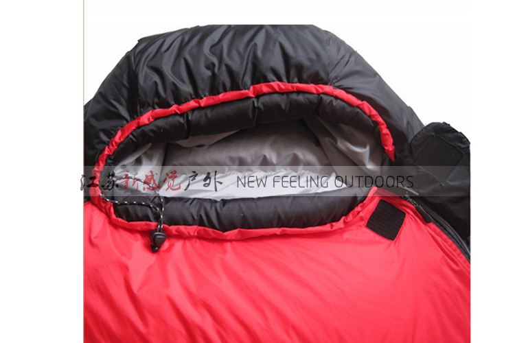 Down Sleeping Bag for Camping