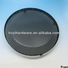 Perforated Metal Mesh Round Speaker Grille