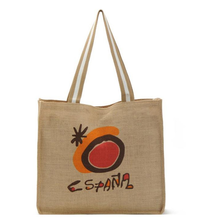wholesale jute beach bags logo print jute shopping bag promotional hessian burlap tote jute bag