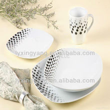 living art dinner set,ceramic tableware,many types pattern tableware