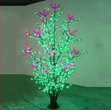 Customized Pretty fascinating Holiday Indoor Light Led Simulation Tree Wedding Decorate lighting