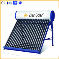 350l compact water storage tanks selective coating for solar collectors