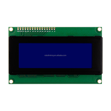 Smart Electronics LCD Module Display Monitor LCD2004 20*4 20X4 5V Character Blue Backlight Screen for Uno R3 Robot Kit