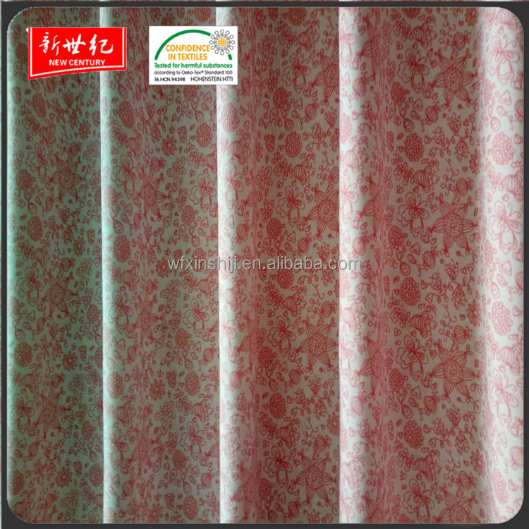 Oeko-tex Standard 100 certificate for 100% Rayon Fabric with Shandong spinning and weaving factory