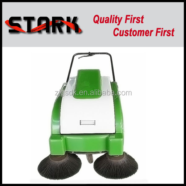 SDK702 China supplier no gas pollution battery powered handheld sweeper