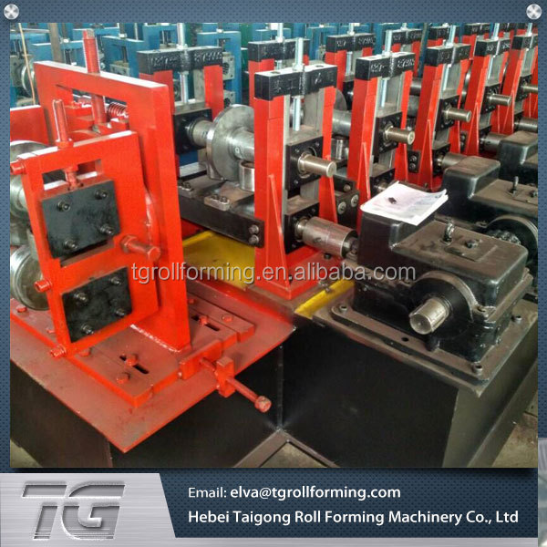 Hot Sale Automatic strut channel roll forming machine