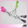 Colorful Plastic Handle Professional Eyelash Curler