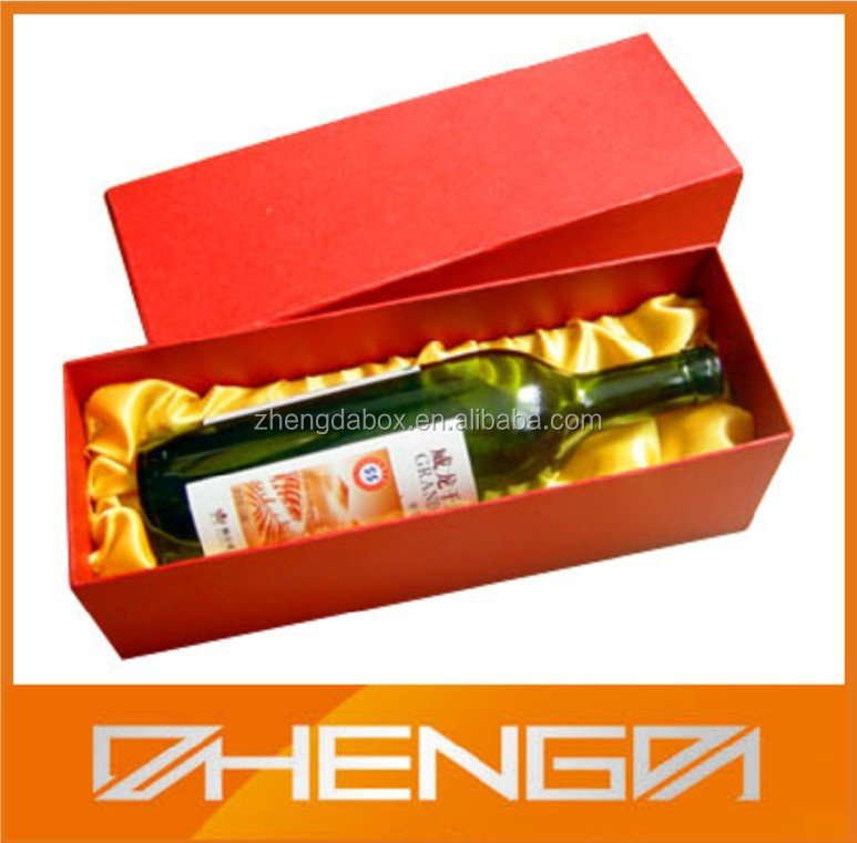 High Quality Customized Made-in-China Luxury Wooden Wine Box For Best(ZDL12-I003)