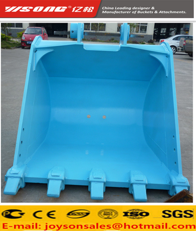 KOBELCO SK300 excavator heavy duty bucket dig bucket rock bucket for heavy construction equipment