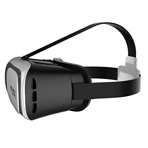"Hot selling 3D VR glasses Virtual Reality Adjust Headset 3D Video Movie Game Glasses VR BOX For 3.5~6.0"" Smartphones"