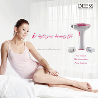 Deess Home Use Ipl Laser Permanent Hair Removal Machine rf skin tightening machine