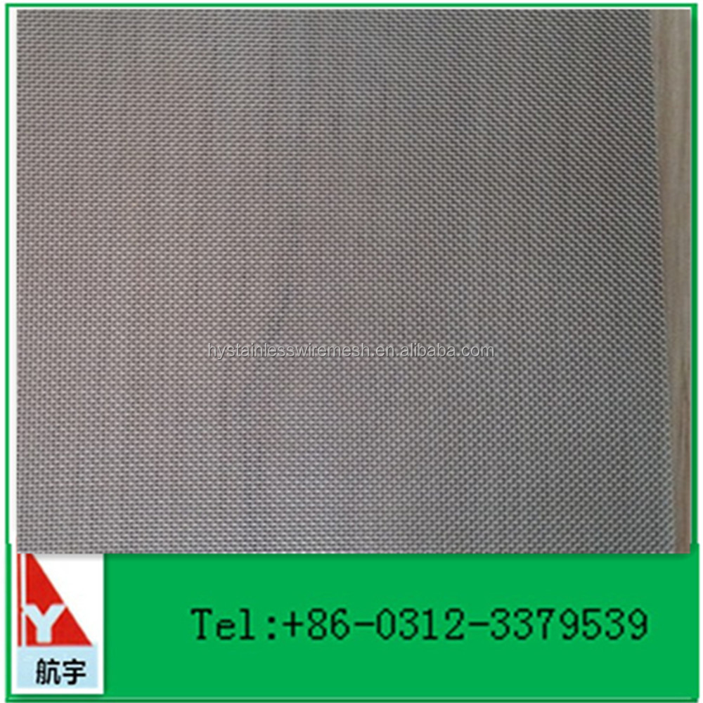 Manufacturer in china stainless steel food grade fine mesh